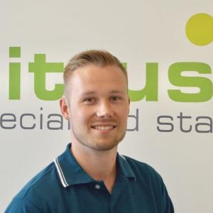 Senior Consultant Christof Hupp