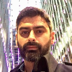 Herr Kash Prasad
