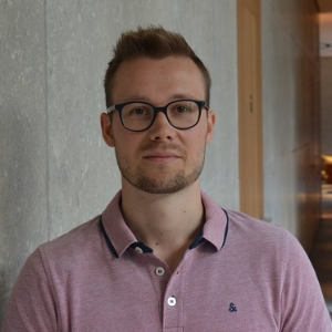 Lead Consultant Christof Hupp